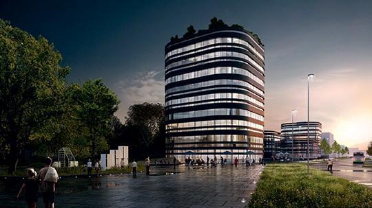 Cité internationale des savoirs (© DUVAL)