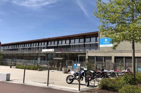 lycée -saint(exupery - bellegarde