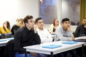 Voltaire business school